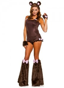Teddy Bear Costumes for Women