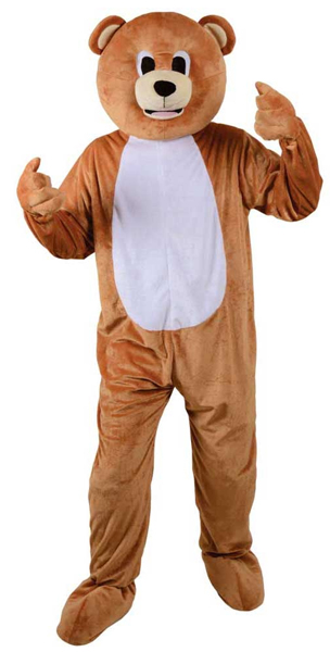 Teddy Bear Mascot Costume  sc 1 st  Parties Costume & Teddy Bear Costumes (for Men Women Kids) | Parties Costume