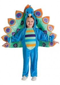 Toddler Bird Costume