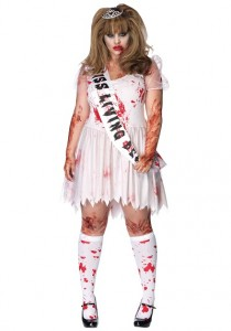 Zombie Bride Costume Plus Size
