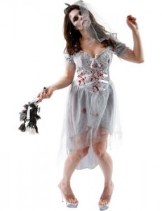 Zombie Brides Costumes
