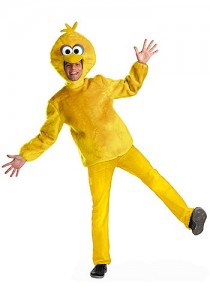 Adult Big Bird Costume