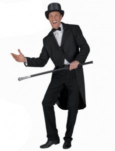 Adult Magician Costume