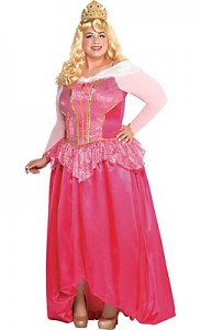 Adult Princess Aurora Costume