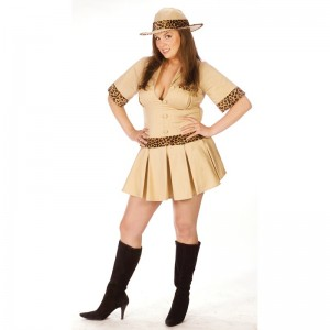Adult Safari Costume