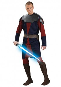 Anakin Skywalker Costume Adults
