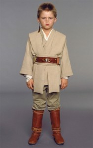 Anakin Skywalker Costume Ideas