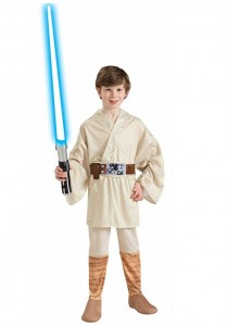 Anakin Skywalker Costume Kids