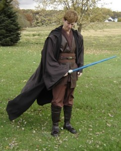 Anakin Skywalker Costume Pattern