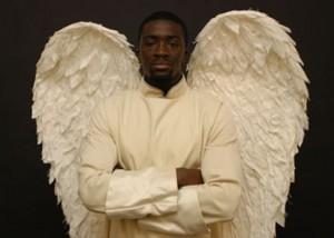 Angel Wings Costume Men