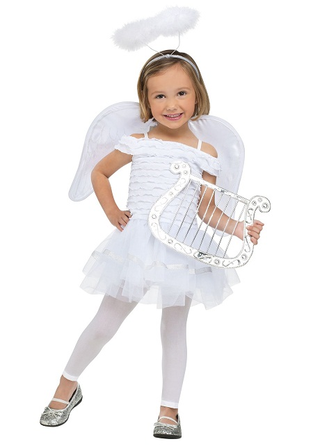 Angel wings costumes for men women kids parties costume - Disfraz de angelito para nina ...