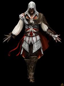 Assassin Creed Ezio Costume