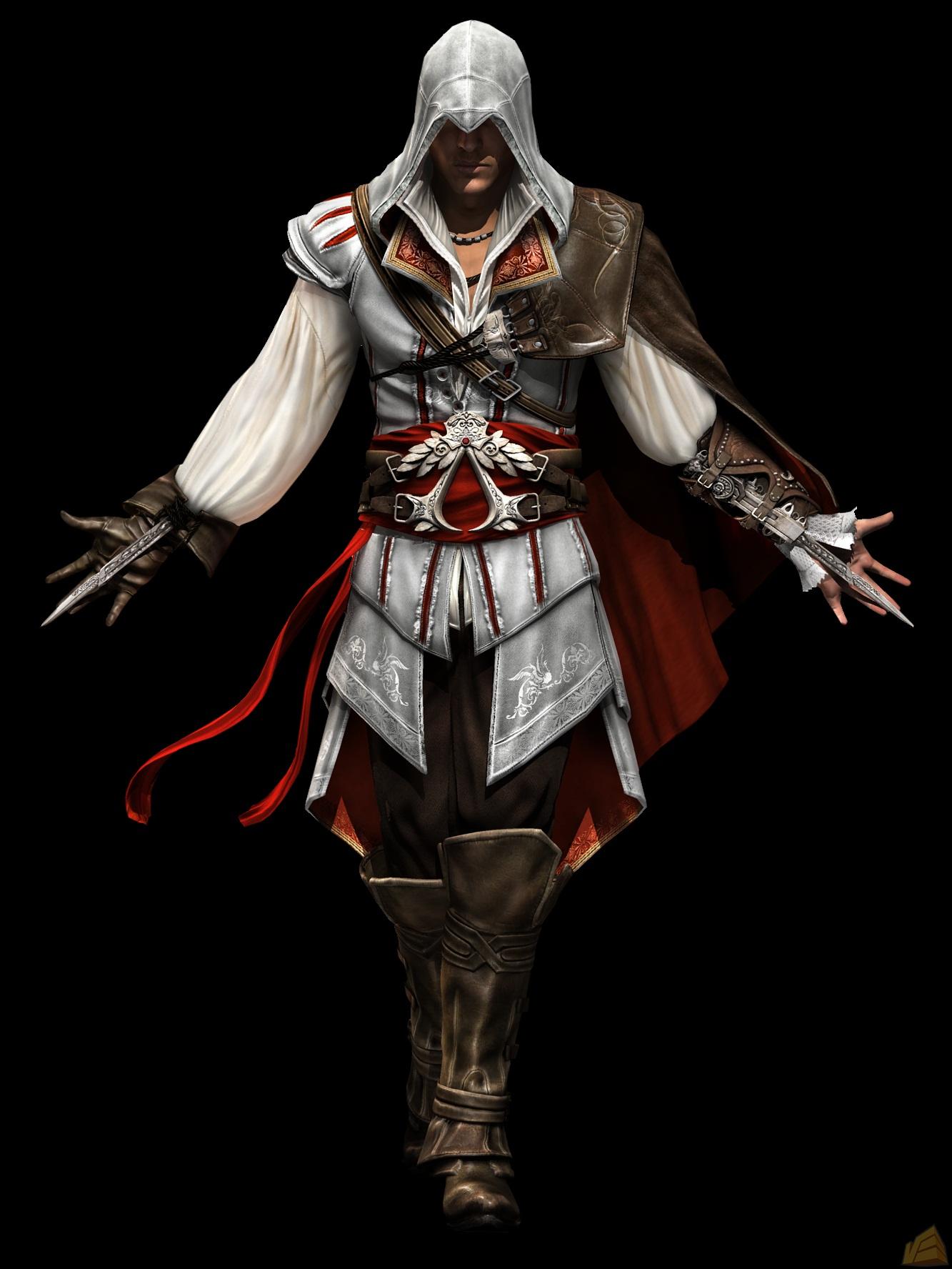Ezio Costume For Kids