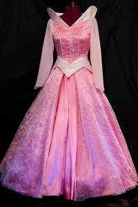 Aurora Costume DIY