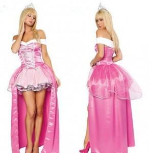 Aurora Costume for Adults