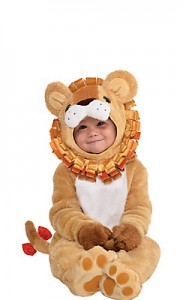 Baby Costume Lion
