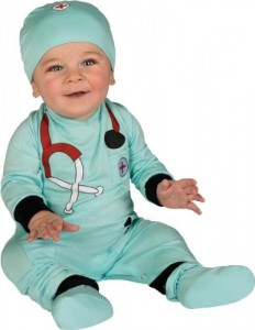 Baby Doctor Costume