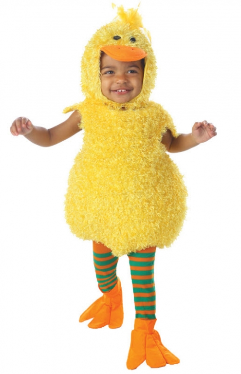 Rubber Duck Costume For Kids