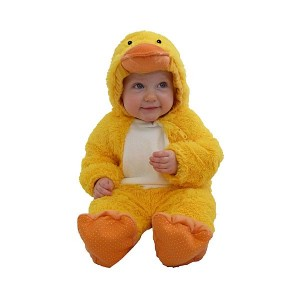 Baby Duck Halloween Costume