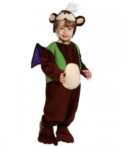 Baby Flying Monkey Costume