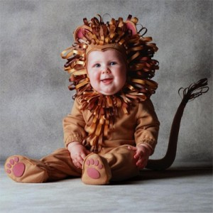 Baby Girl Lion Costume