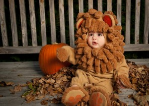 Baby Halloween Costumes Lion