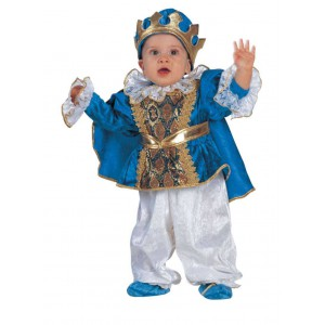 Baby King Costume