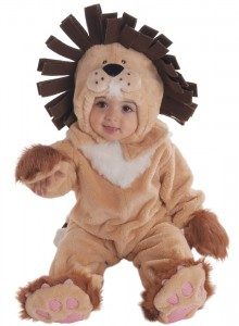 Baby Lion Halloween Costumes