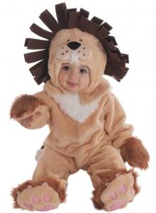 Baby Lion Halloween Costumes