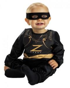 Baby Zorro Costume