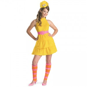 Big Bird Costume Adults