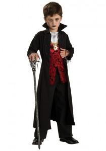 Boys Dracula Costume