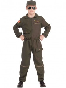 Boys Pilot Costume