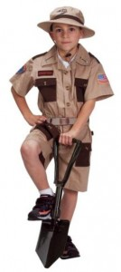 Boys Safari Costume