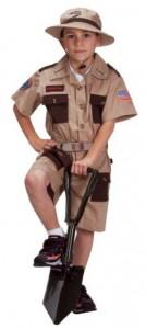 Boys Safari Costume