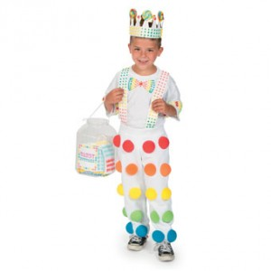 Candy Costumes for Boys