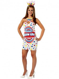 Candy Wrapper Costumes