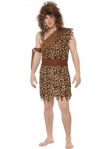 Captain Caveman Costume