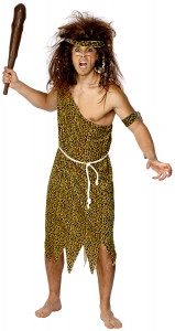 Caveman Costume Ideas