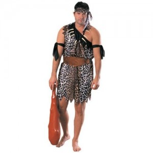 Caveman Costume Pattern