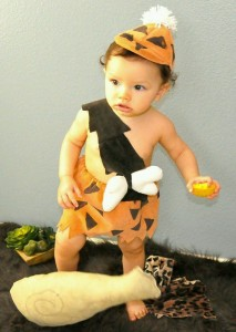 Caveman Costume for Baby