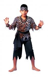 Caveman Costume for Boy