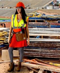 Construction Worker Costume Women
