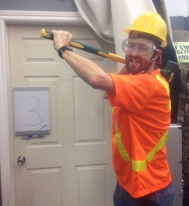 Construction Worker Costume for Adults