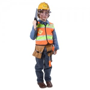 Construction Worker Halloween Costume
