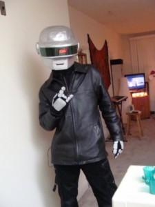Costume Daft Punk