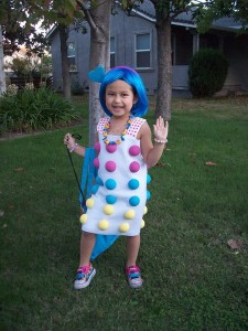 DIY Candy Costumes