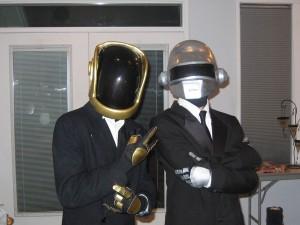 Daft Punk Halloween Costume