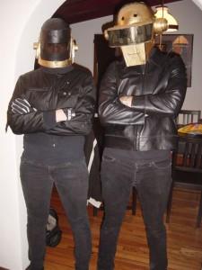 Daft Punk Halloween Costumes