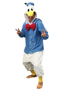 Disney Donald Duck Costume